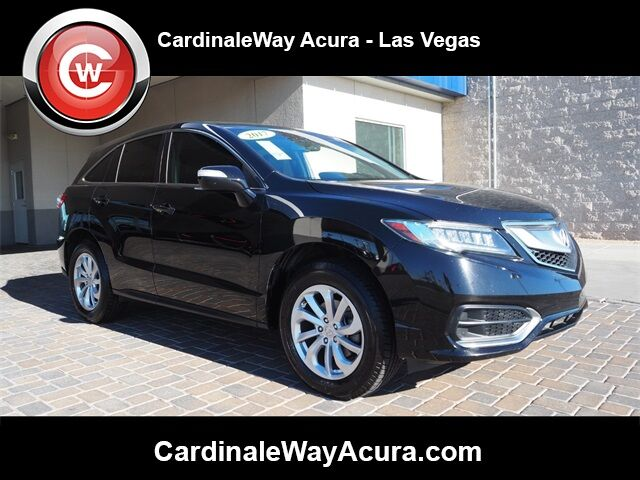 2017 Acura RDX Technology Package Las Vegas NV