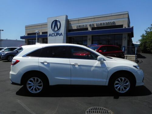 2017_Acura_RDX_Technology Package_ Modesto CA