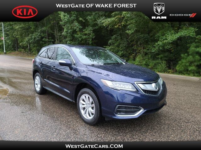 2017 Acura RDX Technology Package Raleigh NC