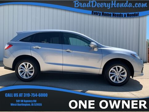 2017_Acura_RDX_Technology Package_ West Burlington IA