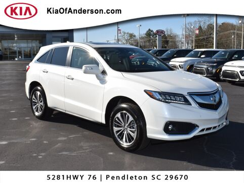 2017_Acura_RDX_w/Advance_ Greenville SC