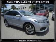 2017_Acura_RDX_w/Advance Pkg_ Fort Myers FL