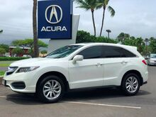 2017_Acura_RDX_w/Tech 4dr SUV w/Technology Package_ Kahului HI