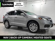 2017_Acura_RDX_w/Technology Pkg AWD Nav Htd Seats Back-Up Cam_ Portland OR