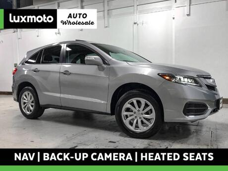 2017 Acura RDX w/Technology Pkg AWD Nav Htd Seats Back-Up Cam Portland OR