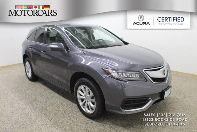 2017 Acura RDX w/Technology Pkg Bedford OH