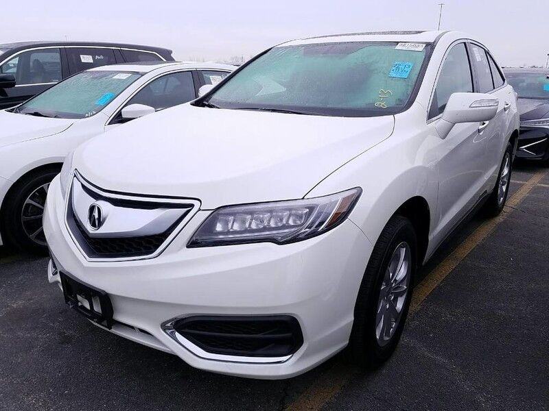 2017 Acura RDX w/Technology Pkg Golden Valley MN