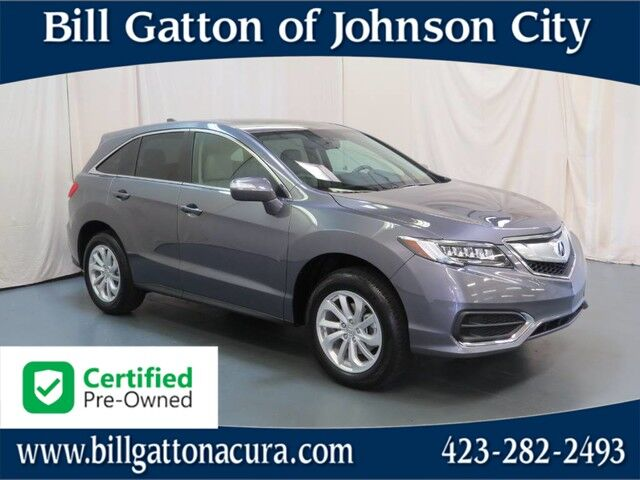 2017 Acura RDX w/Technology Pkg Johnson City TN
