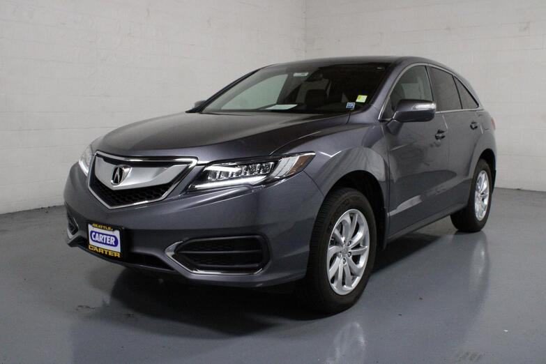 2017 Acura RDX w/Technology Pkg Seattle WA