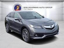 2017_Acura_RDX_with Advance Package_ Fort Wayne IN
