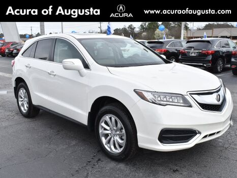 2017_Acura_RDX_with Technology Package_ Aiken SC
