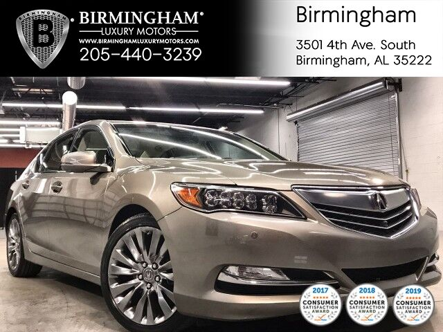 2017 Acura RLX 6-Spd AT w/Advance Package Birmingham AL