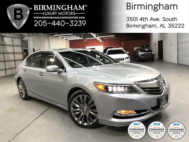 2017 Acura RLX 6-Spd AT w/Technology Package