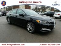 Acura RLX w/Technology Pkg 2017