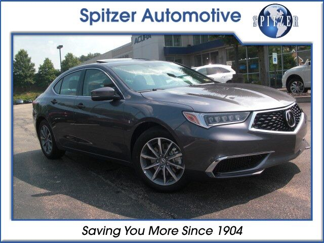 2017 Acura TLX 2.4 8-DCT P-AWS with Technology Package McMurray PA