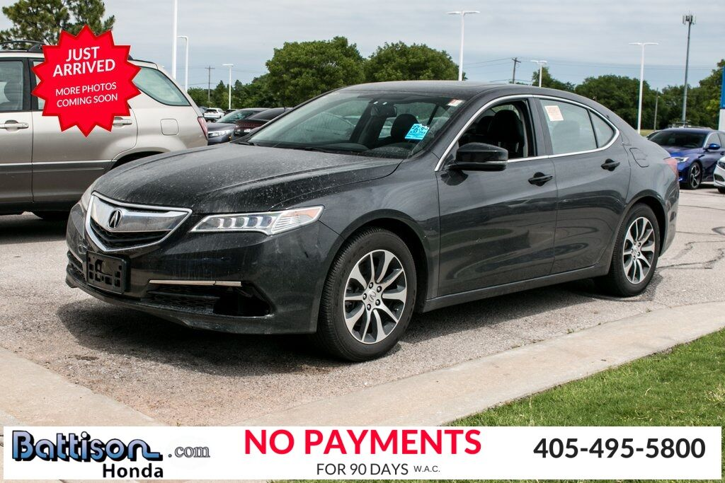 2017_Acura_TLX_2.4L Base_ Oklahoma City OK