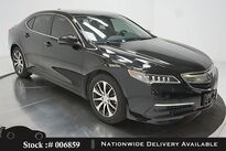 Acura TLX 2.4L CAM,SUNROOF,KEY-GO,17IN WHLS 2017