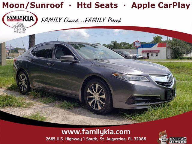2017 Acura TLX 2.4L St. Augustine FL