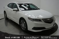 Acura TLX 2.4L TECH.NAV,CAM,SUNROOF,HTD STS,BLIND SPOT 2017