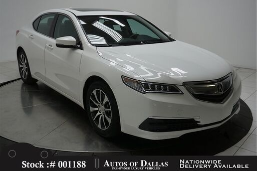 2017_Acura_TLX_2.4L TECH.NAV,CAM,SUNROOF,HTD STS,BLIND SPOT_ Plano TX