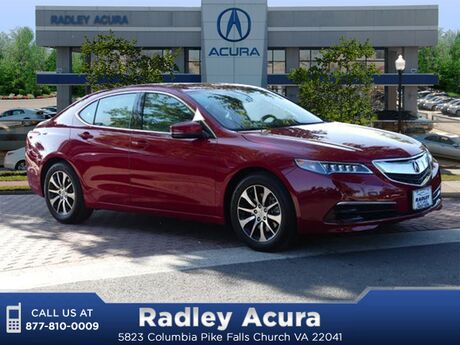 2017 Acura TLX 2.4L w/Technology Package Falls Church VA