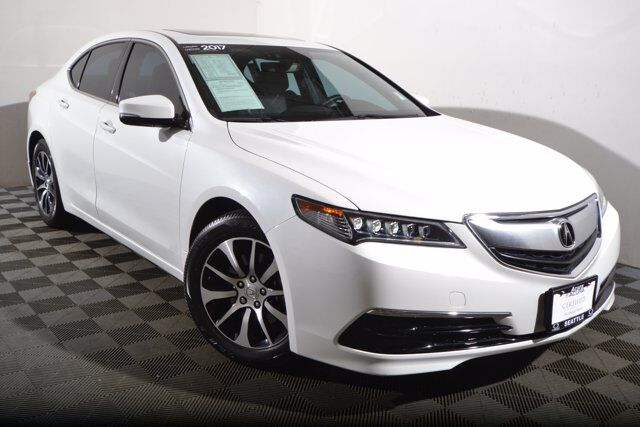 2017 Acura TLX 2.4L w/Technology Package Seattle WA