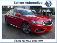 Acura TLX 3.5 V-6 9-AT SH-AWD with Advance Package 2017