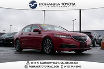 2017 Acura TLX 3.5L V6 SH-AWD w/Technology Package