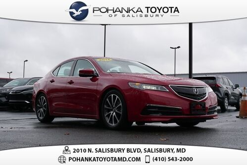 2017_Acura_TLX_3.5L V6 SH-AWD w/Technology Package_ Salisbury MD