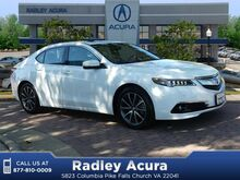 2017_Acura_TLX_3.5L V6 w/Advance Package_ Falls Church VA