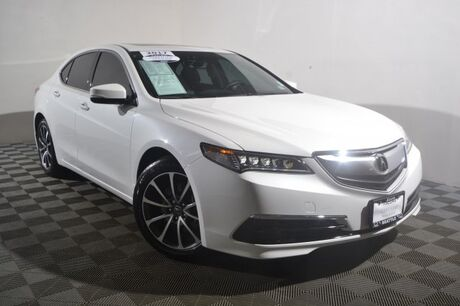 2017 Acura TLX 3.5L V6 w/Technology Package Seattle WA