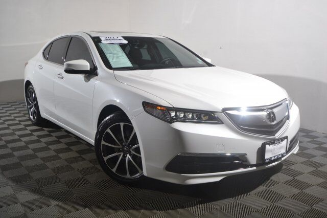 2017 acura tlx 3 5l v6 w technology package seattle wa 17076513. Black Bedroom Furniture Sets. Home Design Ideas