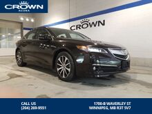 2017_Acura_TLX_Elite SH-AWD ** Includes Winter Tires ** Low Kms **_ Winnipeg MB