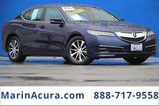 2017_Acura_TLX_FWD w/Technology Pkg_ Bay Area CA