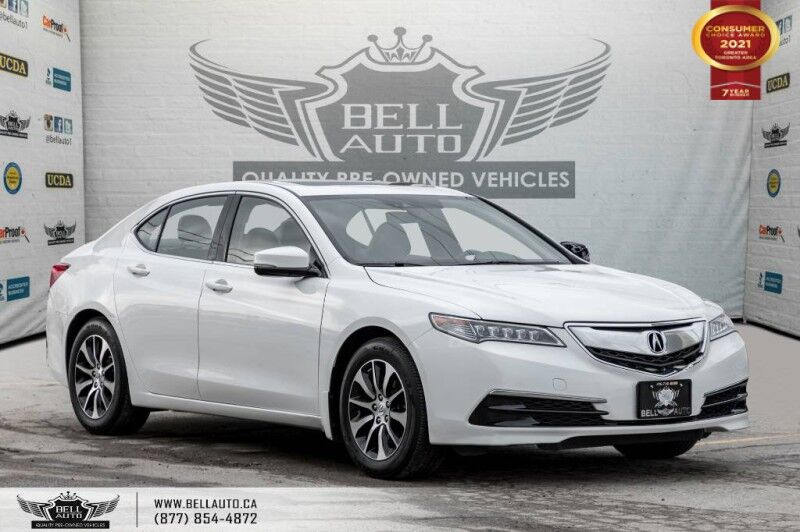 2017 Acura TLX Tech, NO ACCIDENTS, NAVI, REAR CAM, LANE ASSIST, PANO. Toronto ON