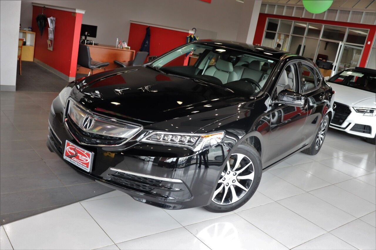 2017 Acura TLX Technology Package Navigation Sunroof 1 Owner Springfield NJ