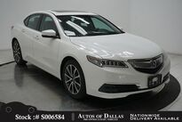Acura TLX V6 CAM,SUNROOF,HTD STS,KEY-GO,18IN WHLS 2017