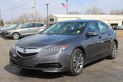2017_Acura_TLX_V6_ Fort Wayne Auburn and Kendallville IN