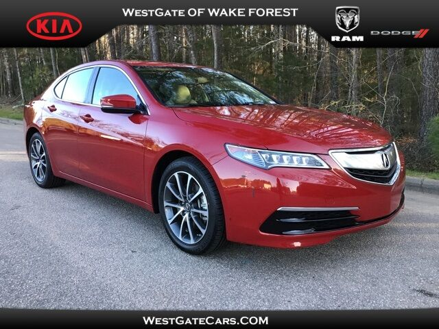 2017 Acura TLX V6 Raleigh NC