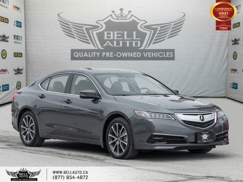 2017 Acura TLX V6 Tech, AWD, NAVI, REAR CAM, B.SPOT, SUNROOF, NO ACCIDENT Toronto ON