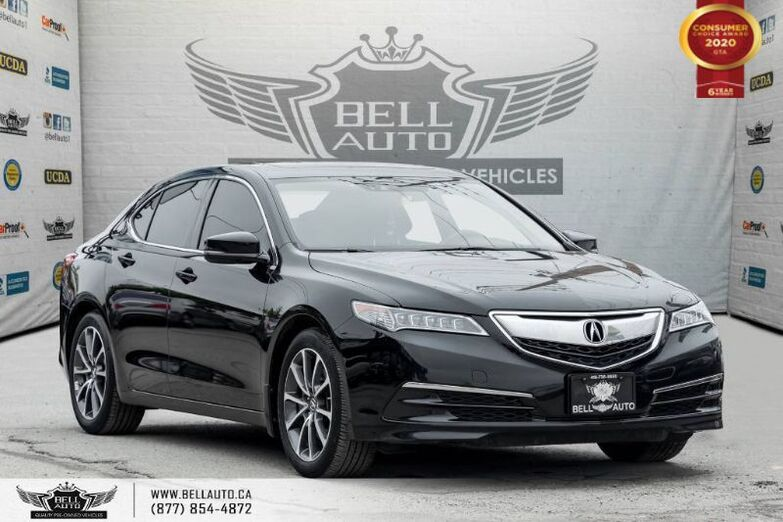 2017 Acura TLX V6 Tech, NO ACCIDENT, AWD, NAVI, REAR CAM, B.SPOT Toronto ON