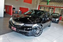 Acura TLX V6 Technology Pkg Navigation Sunroof 1 Owner 2017