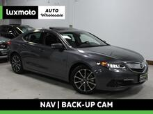 2017_Acura_TLX_V6 w/Tech Pkg Back-Up Camera Heated Seats Nav_ Portland OR