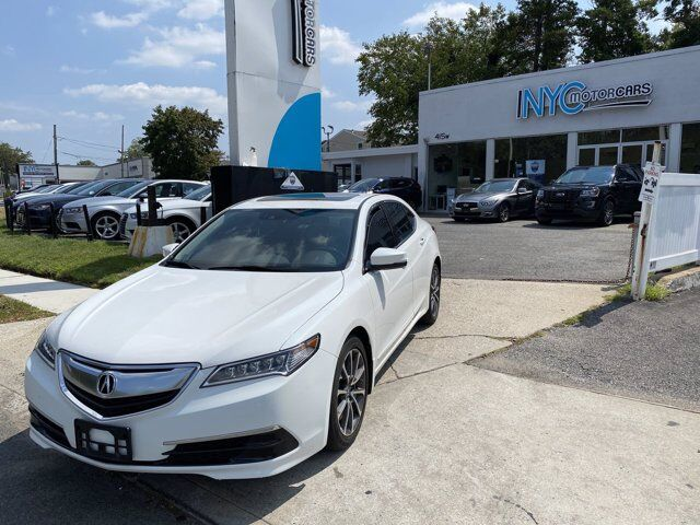 2017 Acura TLX V6 w/Technology Pkg Freeport NY