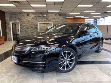 2017_Acura_TLX_V6 w/Technology Pkg_ Worcester MA