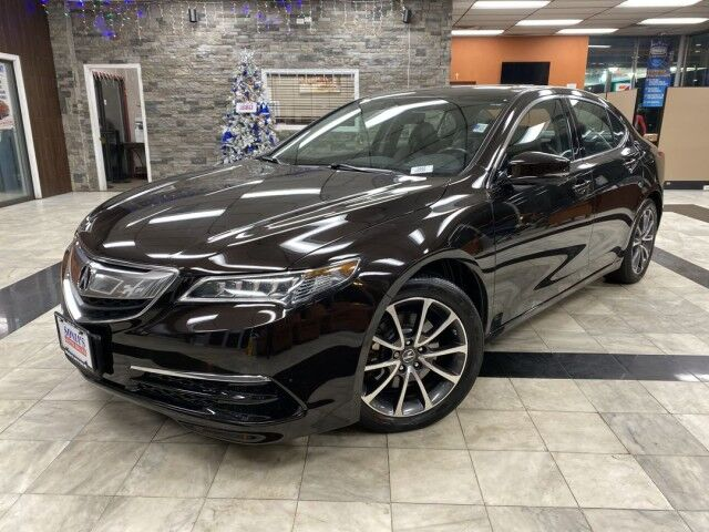 2017 Acura TLX V6 w/Technology Pkg Worcester MA