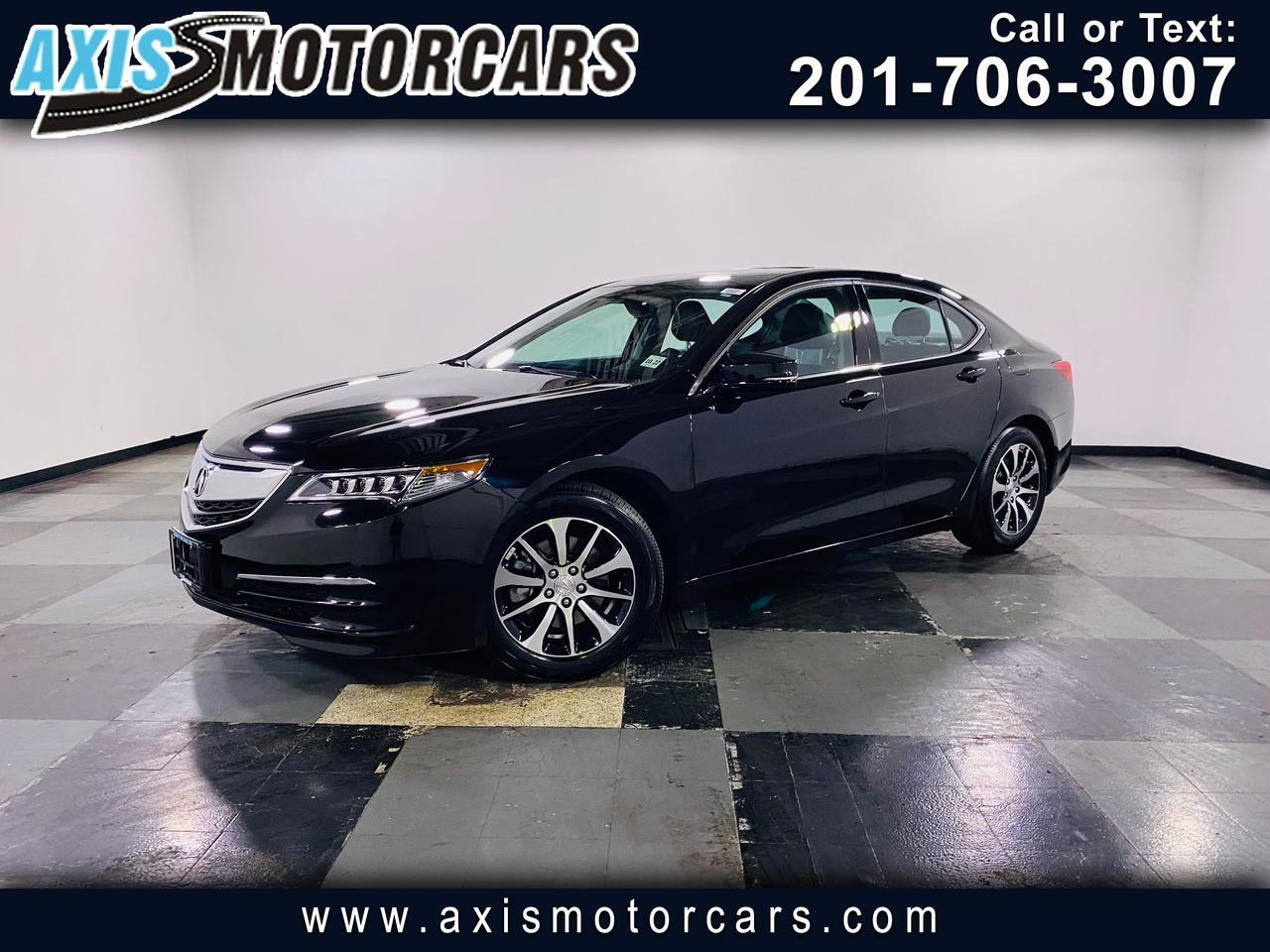 2017 Acura TLX w/Backup Camera Navigation Sunroof Jersey City NJ