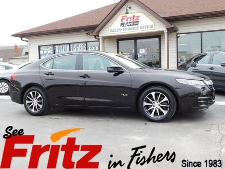 2017 Acura TLX w/Technology Pkg Fishers IN