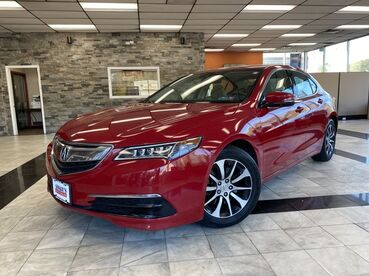 2017_Acura_TLX_w/Technology Pkg_ Worcester MA