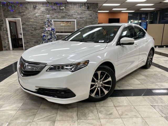2017 Acura TLX w/Technology Pkg Worcester MA